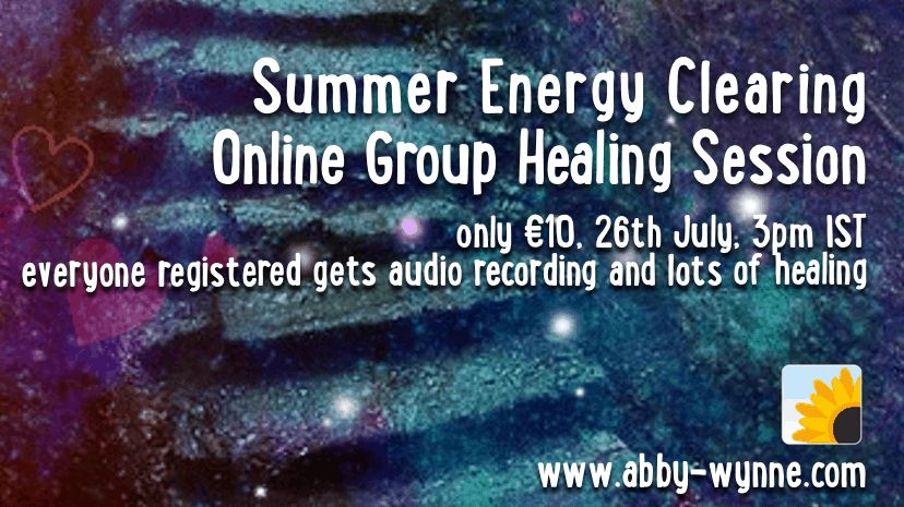 OGHSJuly2017 – REPLAY – Summer Energy Clearing