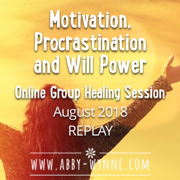 OGHSAugust2018 – REPLAY – Motivation, Procrastination and Will Power