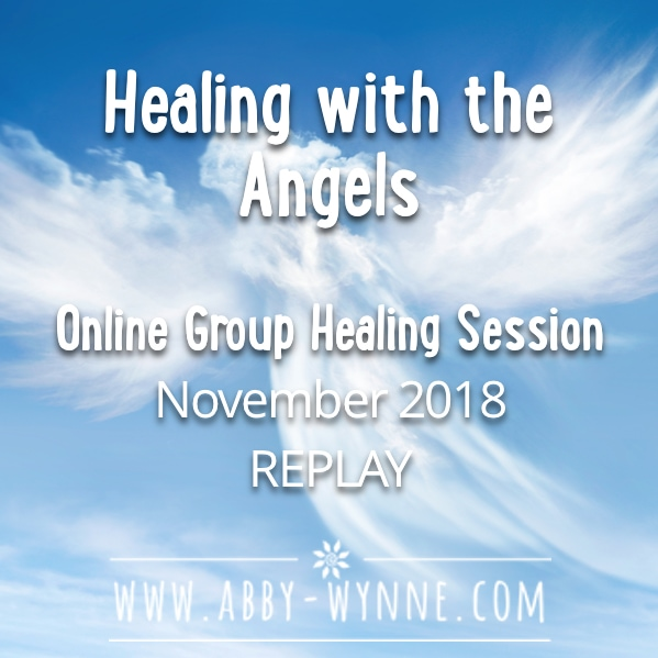OGHSNovember2018 – REPLAY – Healing with the Angels