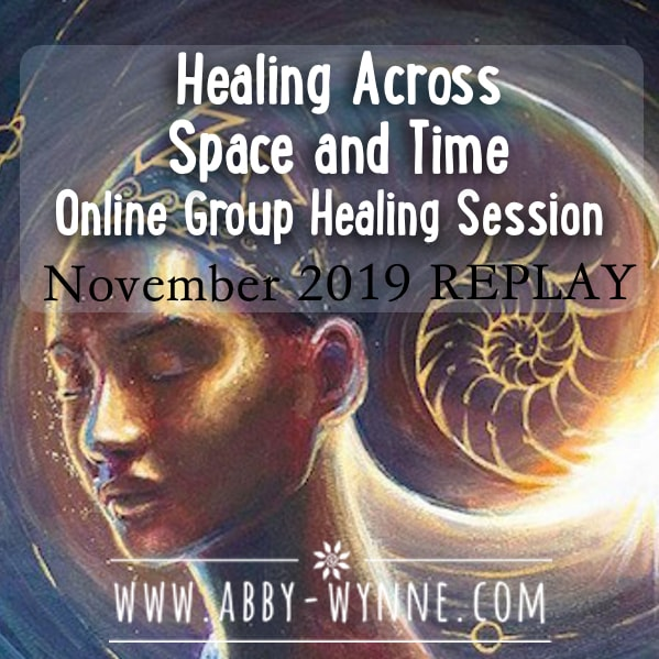 OGHSNovember2019 – REPLAY – Healing Across Space and Time
