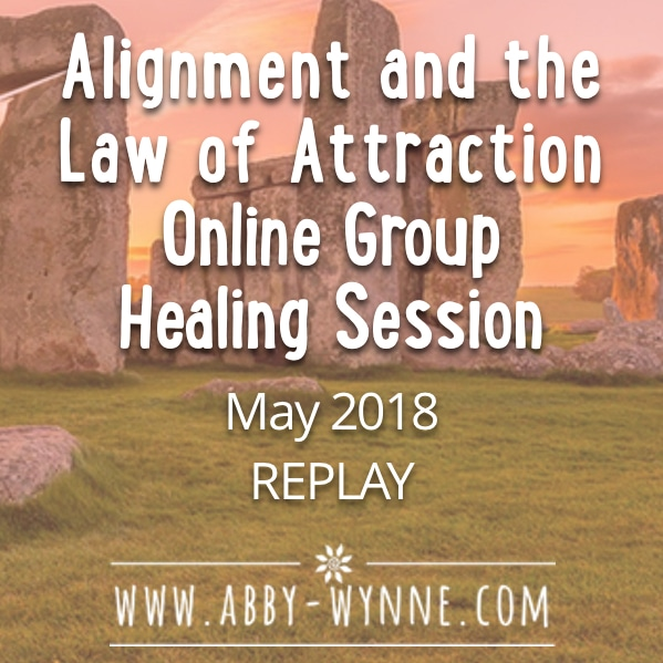 OGHSMay2018 – REPLAY – Alignment and the Law of Attraction