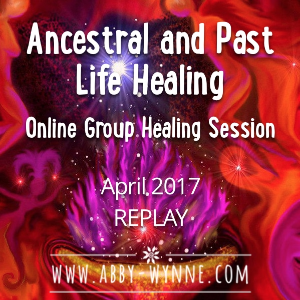 OGHSApril2017 – REPLAY – Ancestral and Past Life Online