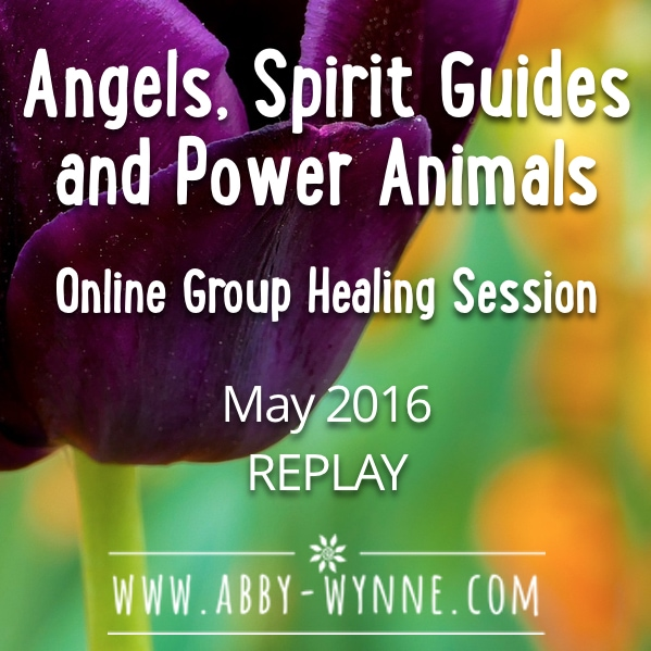 OGHSMay2016 – REPLAY – Angels, Power Animals and Spirit Guides