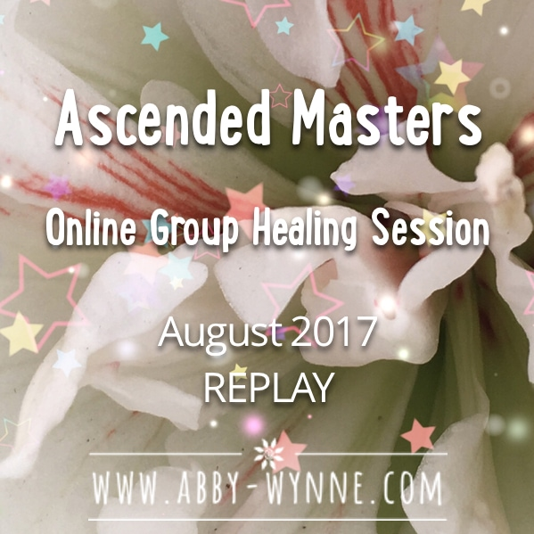 OGHSAugust2017 – REPLAY – Ascended Masters