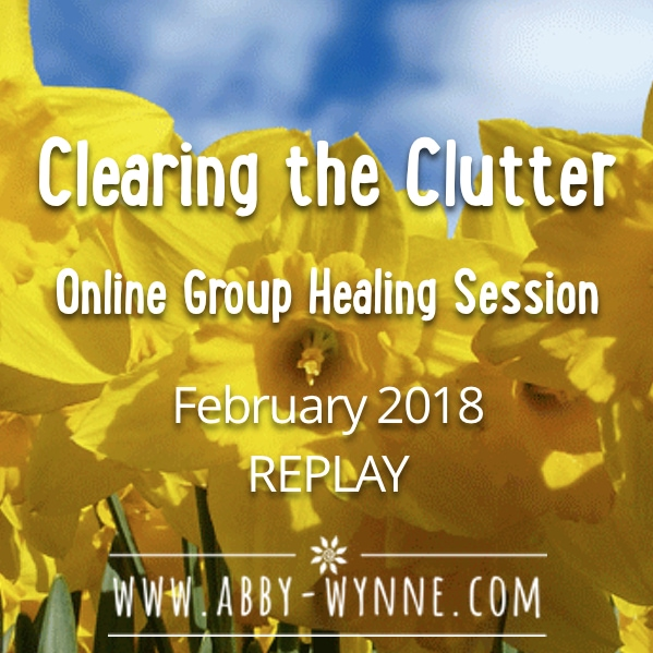 OGHSFebruary2018 – REPLAY – Clearing the Clutter