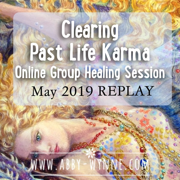 OGHSMay2019 – REPLAY – Clearing Past Life Karma