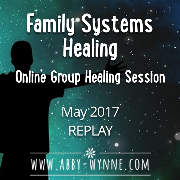 OGHSMay2017 – REPLAY – Family Systems Healing