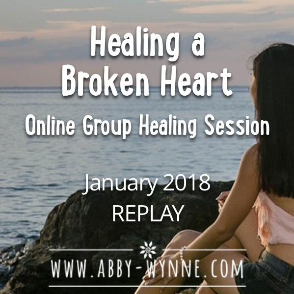 OGHSJanuary2018 – REPLAY – Healing a Broken Heart