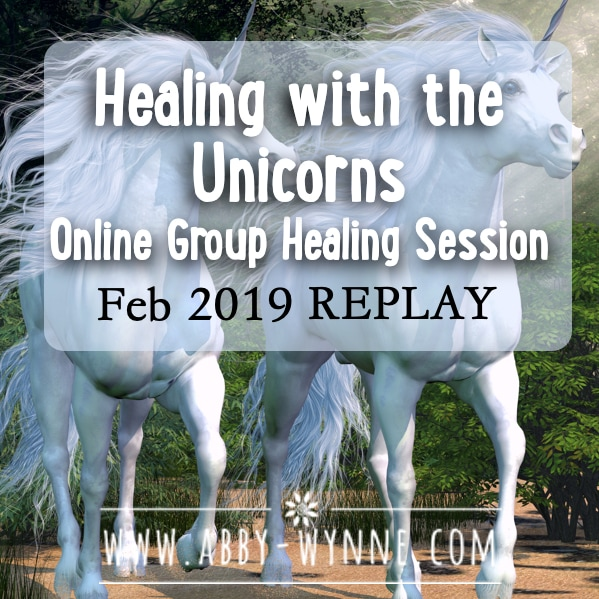 OGHSFebruary2019 – REPLAY – Healing with the Unicorns