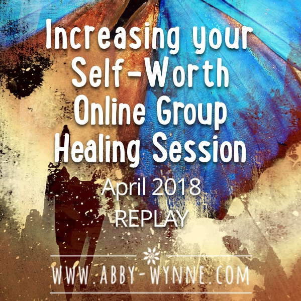 OGHSApril2018 – REPLAY – Increasing your Self-Worth