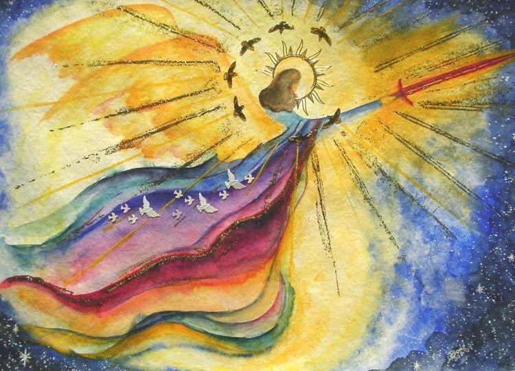 OGHSMarch2021 – REPLAY – Healing with the ArchAngels