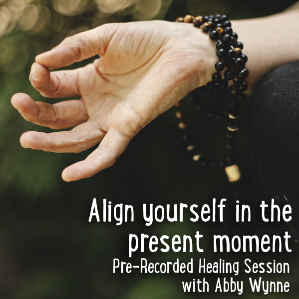 Align Yourself in the Present Moment