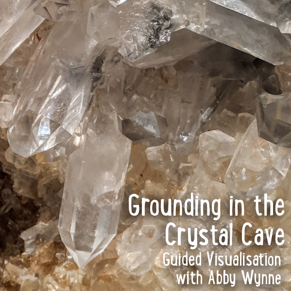 Grounding in the Crystal Cave – Guided Visualisation Healing Session