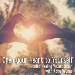 Open your heart to yourself